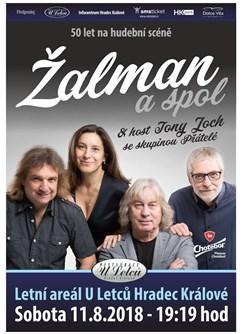 Žalman a spol. - 50.let na hudební scéně- koncert v Hradci Králové -Restaurace