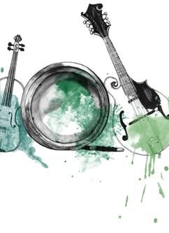 Rhiannon Celtic Band (PL) a BraAgas (CZ) - Praha -Kaštan - Scéna Unijazzu , Bělohorská 150, Praha