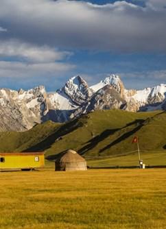 Kyrgyzstán: Trochu jiný mainstream (J. Venglář, Kolín)- Kolín -BAR Pod Hodinama, Legerova 68, Kolín