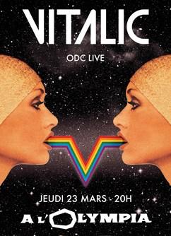 Vitalic Live (FR): Olympia tour- koncert Brno -Fléda, Štefánikova 24, Brno