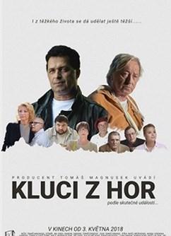 Kluci z hor (ČR)  2D- Česká Třebová -Kulturní centrum, Nádražní 397, Česká Třebová