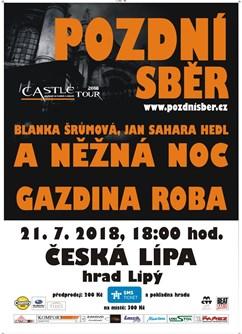 Castle tour 2018 Česká Lípa- Česká Lípa -Vodní hrad Lipý, U Vodního hradu 63, Česká Lípa