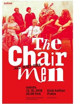 The Chairmen v Praze- koncert v Praze -Kaštan - Scéna Unijazzu , Bělohorská 150, Praha