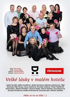 Velké lásky v malém hotelu
