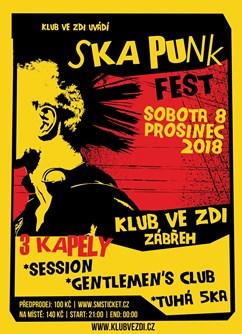 Ska-punk fest- Zábřeh -Klub ve Zdi, Havlíčkova 523/20, Zábřeh