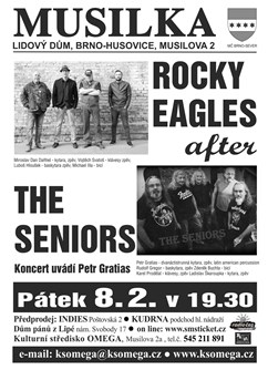 Rocky Eagles After a The Seniors