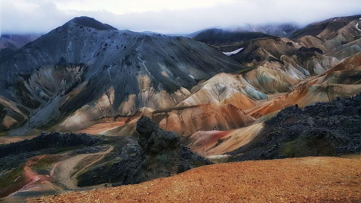 Všechny barvy Islandu
