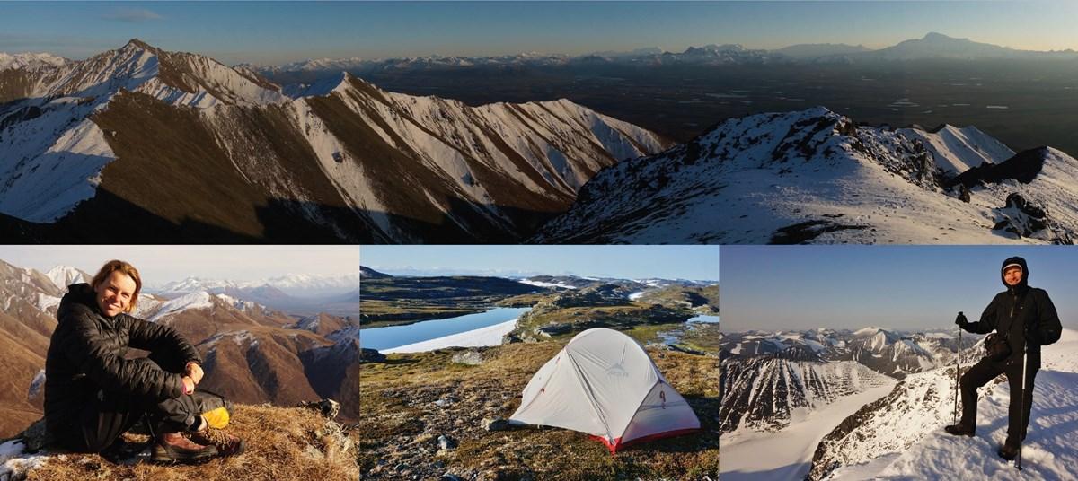 Severské treky bez lidí - Aljaška, Kanada, Norsko, Laponsko