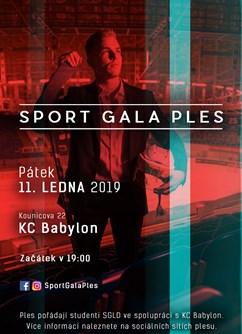 Sport Gala Ples- Brno -KC Babylon, Kounicova 20, Brno