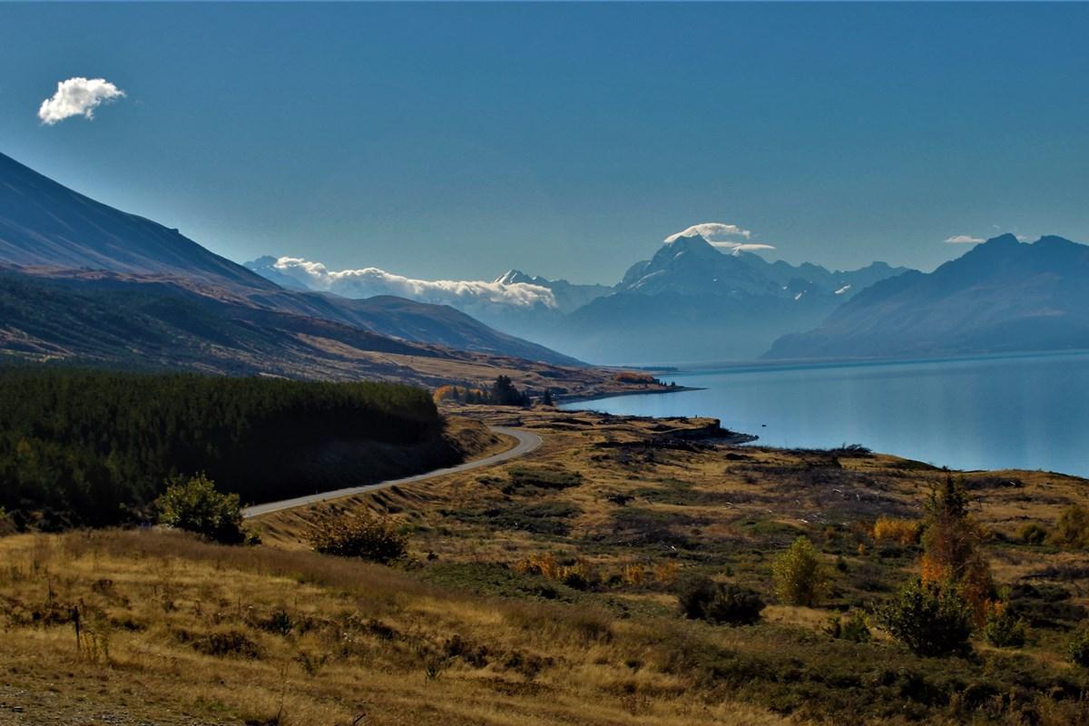 365 dní na Novém Zélandu