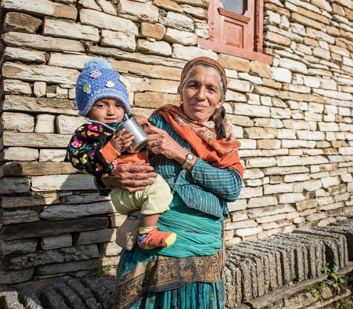 Nepálem bez peněz a technologií