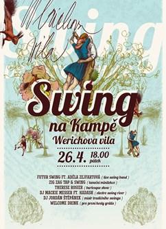 Swing na Kampě (Werichova vila)