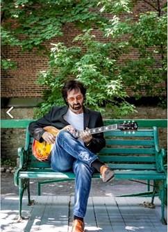Cliff Stevens Trio (USA) - Eric Clapton Tribute- koncert v Brně -Mersey Klub, Minská 15, Brno