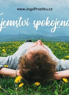 Tajemství spokojenosti - úvodní seminář- Praha -JógaProžitku, Jeremenkova 88, Praha