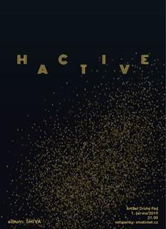 Hactive album Shiva