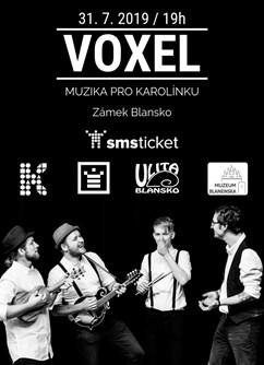 Voxel- Blansko -Zámek Blansko, Zámek 1/1, Blansko