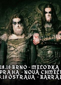 Welicoruss / Siberian Heathen Horde Tour /- koncert v Ostravě -BARRÁK music club, Havlíčkovo Nábřeží 28, Ostrava