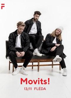 Movits! (SWE)- Brno -Fléda, Štefánikova 24, Brno