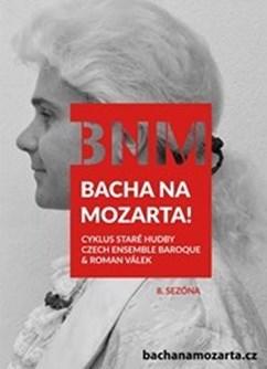 Bach: Kantáty- Brno -Besední dům, Husova 534, Brno