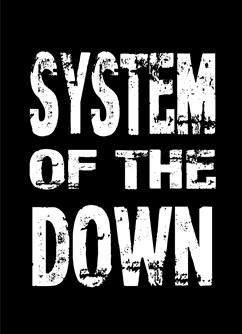 System Of The Down ( Tribute )- koncert v Ostravě -BARRÁK music club, Havlíčkovo Nábřeží 28, Ostrava