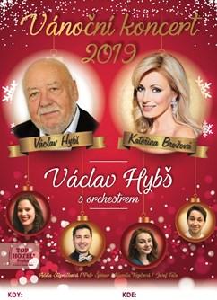 Vánoční koncert 2019- Čelákovice -KD Čelákovice, Sady 17. listopadu 1380, Čelákovice