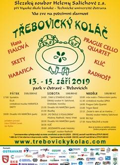 Třebovický koláč- kulturní festival- Ostrava -Třebovický park, Třebovická 5007/80, Ostrava