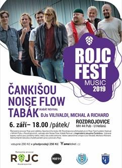Festival Rojc Fest- Rozdrojovice- Chainsaw romance, Čankišou a další -MH44 Pubu – U Helánů, Na Dědině 4, Rozdrojovice