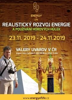 Valery Uvarov v ČR