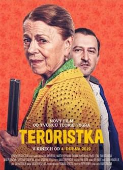 Teroristka - Letní kino Litoměřice- Litoměřice -Střelecký Ostrov, Střelecký ostrov, Litoměřice