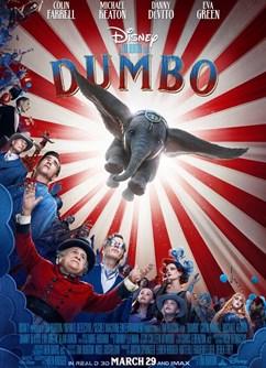 Dumbo Letní kino Litoměřice