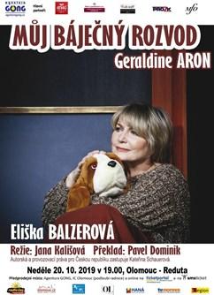 Můj báječný rozvod - sólo pro El. Balzerovou- Olomouc -Reduta, Horní náměstí 23, Olomouc