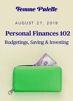 Personal Finances 102