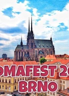 Roma Fest 2019 - Největší romský festival v Brně- Brno -Radost, Radlas / Cejl 52, Brno