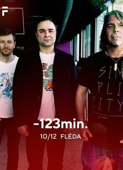 -123min. křest vinylu Les