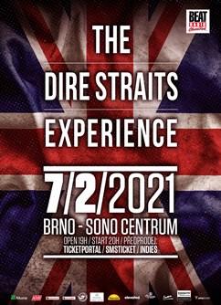 Dire Straits Experience- koncert v Brně -Sono Centrum, Veveří 113, Brno