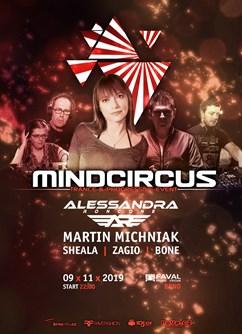 Mindcircus- Brno -Favál music circus, Křížkovského 416/22, Brno