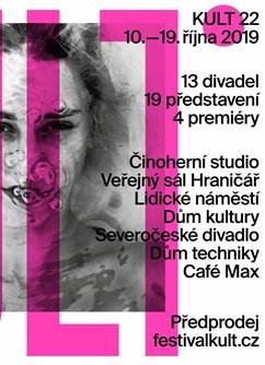 Divadla Na zábradlí: Mýcení- Ústí nad Labem -Činoherní studio, Varšavská 767, Ústí nad Labem
