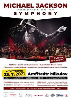 Michael Jackson SYMPHONY- Mikulov -Amfiteátr, Gagarinova 39, Mikulov