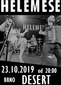 Helemese v brněnském Desertu- Brno -Club Desert, Rooseveltova 11, Brno