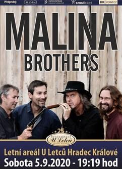 Malina Brothers  10.let na scéně