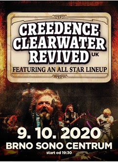 Creedence Clearwater Revived /UK/