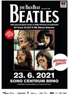 Koncert The Backbeat Beatles (UK)- Brno -Sono Centrum, Veveří 113, Brno