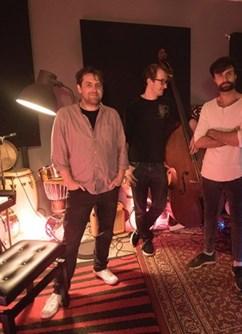 Koncert ArtCafé - Tomáš Sýkora trio