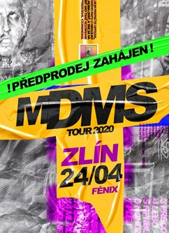 MDMS TOUR 2020 - Separ,Dame,Smart- koncert Zlín -Fénix - Music Club, Antonínova 4379, Zlín