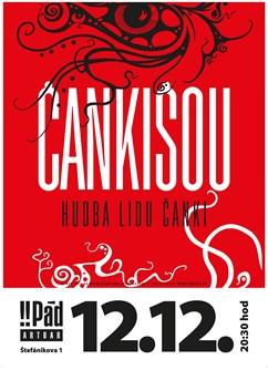 Čankišou- Brno -ArtBar Druhý Pád, Štefánikova 836/1, Brno