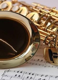 Od baroka po Gershwina 2 - saxofonový koncert- Brno -KD Rubín, Makovského náměstí , Brno