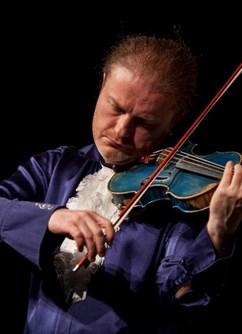 Pavel Šporcl a Gipsy Way Ensemble- koncert v Broumově -Multifunkční sál Dřevník, Klášterní 1, Broumov