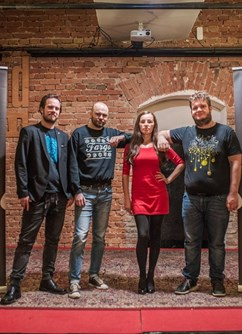 Slzy štěstí v Brně- Brno- Stand-up comedy show -ArtBar Druhý Pád, Štefánikova 836/1, Brno
