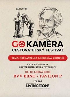 Festival GO Kamera- Brno -Kongresové centrum BVV, Hlinky 487/35, Brno