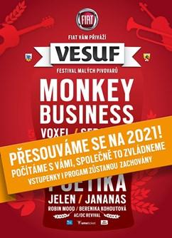 Vesuf Fiat fest 2020- Velenov- Monkey Business, Jelen, Berenika Kohoutová, Jananas, Sebastian, Bystrík Banda a další -Kemp Suchý, Suchý 99, Velenov